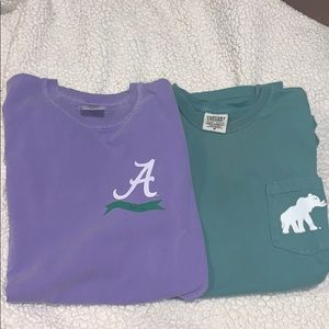 Alabama Comfort Color Tee Bundle